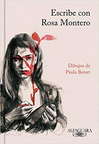 Portada del libro Escribe con Rosa Montero